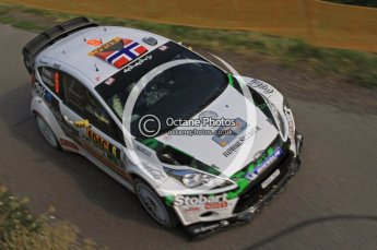 © North One Sport Ltd.2011/Octane Photographic Ltd. WRC Germany – SS6 - Moselland II - Friday 19th August 2011. Digital Ref : 0149LW7D0174