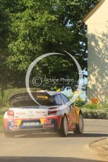© North One Sport Ltd.2011/Octane Photographic Ltd. WRC Germany – SS9 - Birkenfelder Land I - Saturday 20th August 2011. Digital Ref : 0150CB1D5228