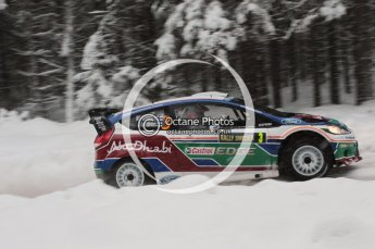 © North One Sport Limited 2011/Octane Photographic Ltd. 2011 WRC Sweden shakedown stage, Thursday 10th February 2011. Digital ref : 0126CB1D0153