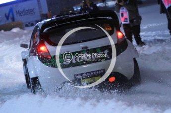 © North One Sport Ltd.2011/ Octane Photographic Ltd.2011. WRC Sweden SS1 Karlstad Arena Super Special, Thursday 10th February 2011. Digital ref : 0139LW7D8478