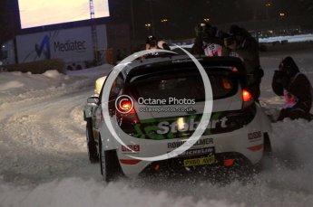 © North One Sport Ltd.2011/ Octane Photographic Ltd.2011. WRC Sweden SS1 Karlstad Arena Super Special, Thursday 10th February 2011. Digital ref : 0139LW7D8537