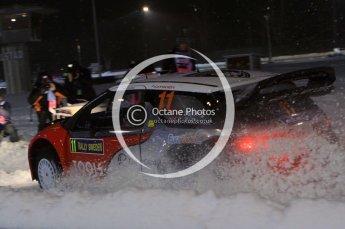 © North One Sport Ltd.2011/ Octane Photographic Ltd.2011. WRC Sweden SS1 Karlstad Arena Super Special, Thursday 10th February 2011. Digital ref : 0139LW7D8549