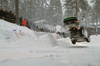 © North One Sport Ltd.2011/ Octane Photographic Ltd.2011. WRC Sweden SS2 Vargassen l (Colin's Crest), Friday 11th February 2011. Digital ref : 0140LW7D8658