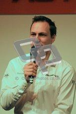 Autosport International 2012 - Gary Paffett. Digital Ref : 0214cb1d0789
