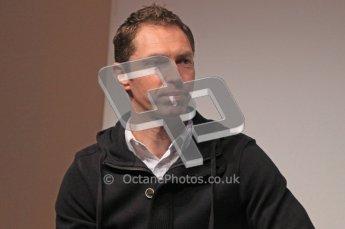 Autosport International 2012 - Jonny Kane. Digital Ref : 0214cb1d0979