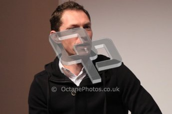 Autosport International 2012 - Jonny Kane. Digital Ref : 0214cb1d1000
