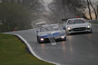 © 2012 Octane Photographic Ltd. Saturday 7th April. Avon Tyres British GT Championship - Practice 1. Digital Ref : 0274lw1d1379
