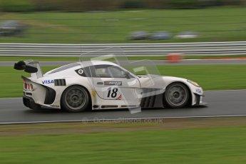 © 2012 Octane Photographic Ltd. Saturday 7th April. Avon Tyres British GT Championship - Practice 1. Digital Ref : 0274lw7d7046