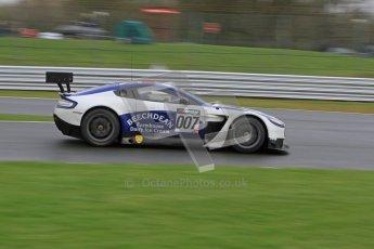 © 2012 Octane Photographic Ltd. Saturday 7th April. Avon Tyres British GT Championship - Practice 1. Digital Ref : 0274lw7d7061