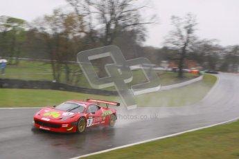 © 2012 Octane Photographic Ltd. Monday 9th April. Avon Tyres British GT Championship - Final Practice. Digital Ref : 0284lw1d3752