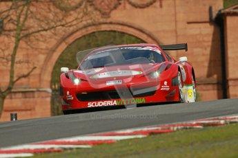 © 2012 Octane Photographic Ltd. Saturday 7th April. Avon Tyres British GT Championship - Practice 2. Digital Ref : 0280lw1d2480