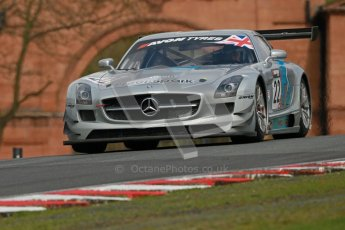 © 2012 Octane Photographic Ltd. Saturday 7th April. Avon Tyres British GT Championship - Practice 2. Digital Ref : 0280lw1d2549
