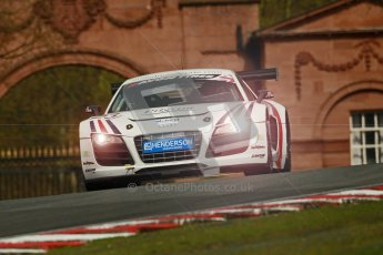 © 2012 Octane Photographic Ltd. Saturday 7th April. Avon Tyres British GT Championship - Practice 2. Digital Ref : 0280lw1d2641