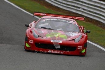 © 2012 Octane Photographic Ltd. Saturday 7th April. Avon Tyres British GT Championship - Practice 2. Digital Ref : 0280lw1d2691