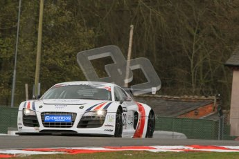 © 2012 Octane Photographic Ltd. Saturday 7th April. Avon Tyres British GT Championship - Practice 2. Digital Ref : 0280lw7d7810