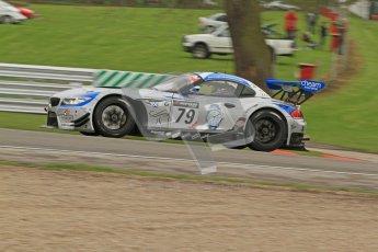 © 2012 Octane Photographic Ltd. Saturday 7th April. Avon Tyres British GT Championship - Practice 2. Digital Ref : 0280lw7d8173
