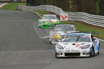 © 2012 Octane Photographic Ltd. Saturday 7th April. Avon Tyres British GT Championship - Practice 2. Digital Ref : 0280lw7d8259