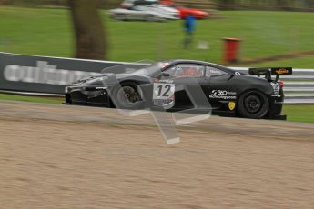 © 2012 Octane Photographic Ltd. Saturday 7th April. Avon Tyres British GT Championship - Practice 2. Digital Ref : 0280lw7d8289