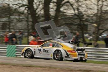 © 2012 Octane Photographic Ltd. Saturday 7th April. Avon Tyres British GT Championship - Practice 2. Digital Ref : 0280lw7d8390