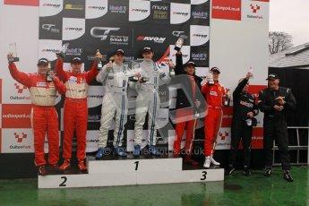 © 2012 Octane Photographic Ltd. Monday 9th April. Avon Tyres British GT Championship Race. Digital Ref : 0286lw1d3970