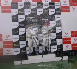 © 2012 Octane Photographic Ltd. Monday 9th April. Avon Tyres British GT Championship Race. Digital Ref : 0286lw1d3984