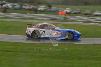 © 2012 Octane Photographic Ltd. Monday 9th April. Avon Tyres British GT Championship Race. Digital Ref : 0286lw7d0777