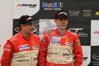 © 2012 Octane Photographic Ltd. Monday 9th April. Avon Tyres British GT Championship Race. Digital Ref : 0286lw7d1050
