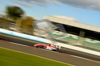 © Chris Enion/Octane Photographic Ltd 2012. Formula Renault BARC - Race. Silverstone - Saturday 6th October 2012. Kieran Vernon - Hillsport.Digital Reference: 0539ce1d0693
