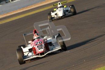 © Chris Enion/Octane Photographic Ltd 2012. Formula Renault BARC - Race. Silverstone - Saturday 6th October 2012. Kieran Vernon - Hillsport.Digital Reference: 0539ce7d9647
