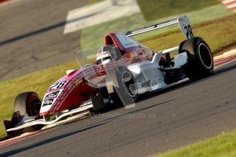 © Chris Enion/Octane Photographic Ltd 2012. Formula Renault BARC - Race. Silverstone - Saturday 6th October 2012. Kieran Vernon - Hillsport.Digital Reference: 0539ce7d9736