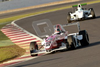 © Chris Enion/Octane Photographic Ltd 2012. Formula Renault BARC - Race. Kieran Vernon - Hillsport. Silverstone - Saturday 6th October 2012. Digital Reference: 0539ce7d9836