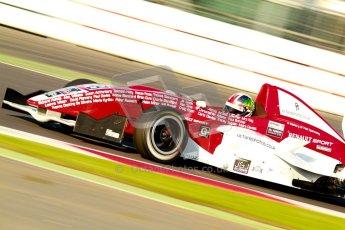 © Chris Enion/Octane Photographic Ltd 2012. Formula Renault BARC - Race. Silverstone - Saturday 6th October 2012. Kieran Vernon - Hillsport. Digital Reference: 0539ce7d9859