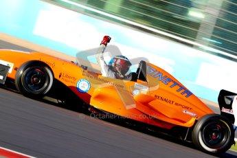 © Chris Enion/Octane Photographic Ltd 2012. Formula Renault BARC - Race. Silverstone - Saturday 6th October 2012. Digital Reference: 0539ce7d9900