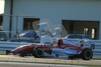 © Octane Photographic Ltd 2012. Formula Renault BARC - Race. Silverstone - Saturday 6th October 2012. Kieran Vernon - Hillsport. Digital Reference: 0539lw1d1994