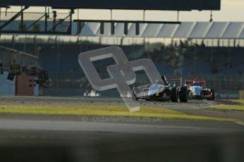© Octane Photographic Ltd 2012. Formula Renault BARC - Race. Silverstone - Saturday 6th October 2012. Digital Reference: 0539lw1d2052