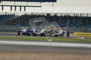 © Octane Photographic Ltd 2012. Formula Renault BARC - Race 2. Silverstone - Sunday 7th October 2012. Digital Reference: 0545lw1d2401