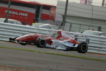 © Octane Photographic Ltd 2012. Formula Renault BARC - Race 2. Silverstone - Sunday 7th October 2012. Kieran Vernon - Hillsport. Digital Reference: 0545lw1d2478