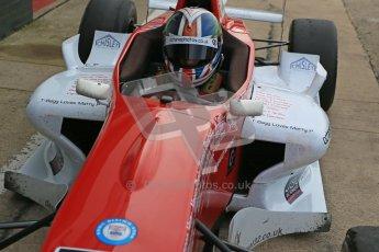 © Octane Photographic Ltd 2012. Formula Renault BARC - Race 2. Silverstone - Sunday 7th October 2012. Kieran Vernon - Hillsport. Digital Reference: 0545lw1d2688