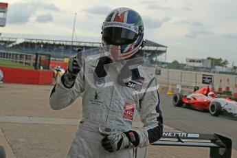 © Octane Photographic Ltd 2012. Formula Renault BARC - Race 2. Silverstone - Sunday 7th October 2012. Kieran Vernon - Hillsport. Digital Reference: 0545lw1d2739