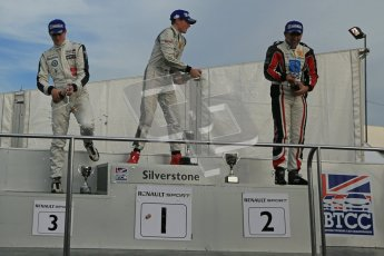 © Octane Photographic Ltd 2012. Formula Renault BARC - Race 2. Silverstone - Sunday 7th October 2012. Kieran Vernon - Hillsport. Digital Reference: 0545lw1d2759