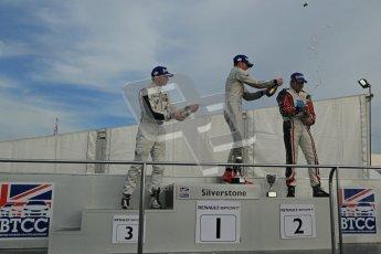 © Octane Photographic Ltd 2012. Formula Renault BARC - Race 2. Silverstone - Sunday 7th October 2012. Kieran Vernon - Hillsport. Digital Reference: 0545lw1d2770