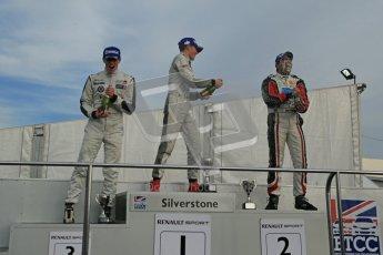© Octane Photographic Ltd 2012. Formula Renault BARC - Race 2. Silverstone - Sunday 7th October 2012. Kieran Vernon - Hillsport. Digital Reference: 0545lw1d2786