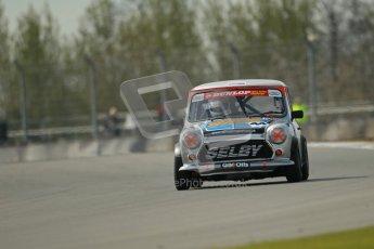 © Octane Photographic Ltd. Mini Se7en Championship practice session 21st April 2012. Donington Park. Adam Smith. Digital Ref : 0298lw1d1229