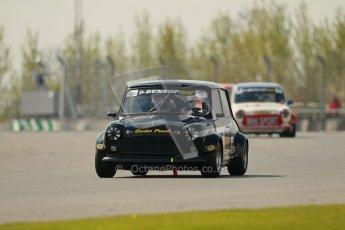 © Octane Photographic Ltd. Mini Miglia practice session 21st April 2012. Donington Park. Gordon Pocock, A51S. Digital Ref : 0298lw1d1344