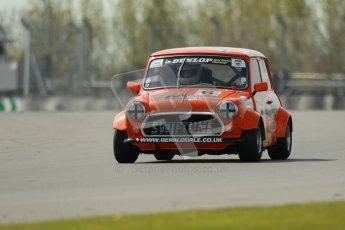 © Octane Photographic Ltd. Mini Miglia practice session 21st April 2012. Donington Park. Colin Peacock, Mondo Motorsport. Digital Ref : 0298lw1d1353