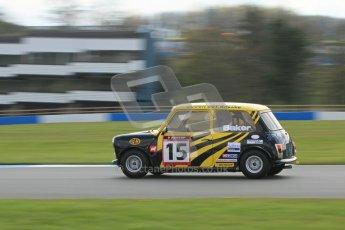 © Octane Photographic Ltd. Mini Se7en Championship practice session 21st April 2012. Donington Park. Steve Baker. Digital Ref : 0298lw7d6061