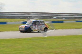 © Octane Photographic Ltd. Mini Se7en Championship practice session 21st April 2012. James Coulson. Digital Ref : 0298lw7d6148