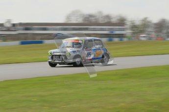 © Octane Photographic Ltd. Mini Se7en Championship practice session 21st April 2012. Donington Park. Leon Wightman. Digital Ref : 0298lw7d6179