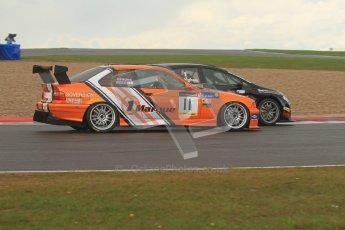 © Octane Photographic Ltd. BritCar Production Cup Championship race. 21st April 2012. Donington Park. Michael Symons/Keith Webster, BMW M3. Digital Ref : 0300lw7d7200