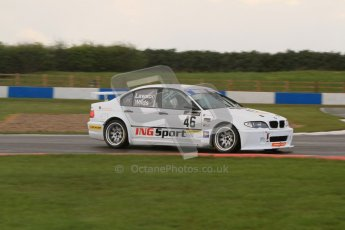 © Octane Photographic Ltd. BritCar Production Cup Championship race. 21st April 2012. Donington Park. Digital Ref : 0300lw7d7411